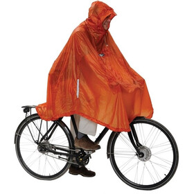 Exped Bivy-Poncho Terracotta